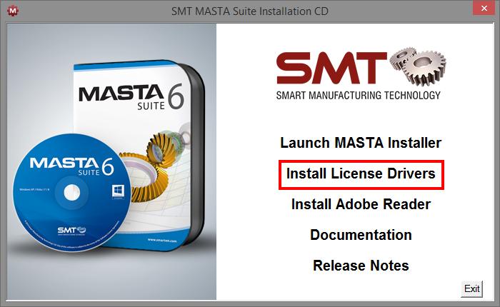 How do I install and configure a MASTA Licence Server? – SMT