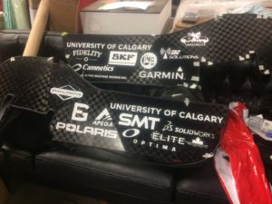 Schulich Off-Road Sponsorship Logos